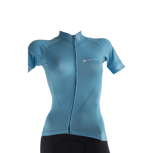 Cycling Jersey Classic [Colour: Teal] [Size: XS]