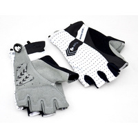 Mens Aero Half Finger Glove