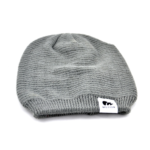 Motion Beanie Wool Unisex [Colour: Charcoal] [Size: 1 size fits all]