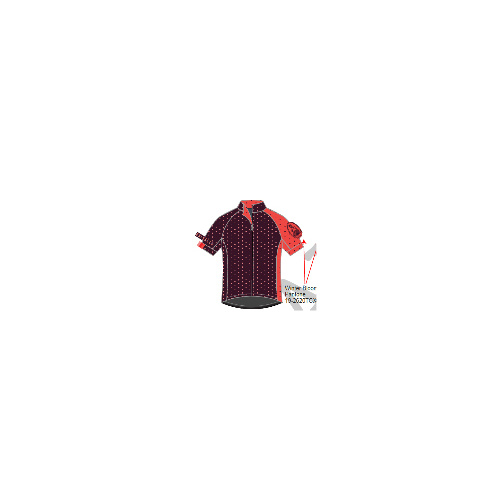 GHISALLO Cycling Jersey Race [Colour: Plumb] [Size: 2XS]