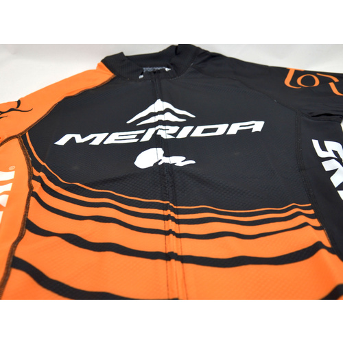 Cycling Jersey [Colour: Black] [Size: XS]